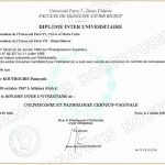 Κολποσκόπηση και παθολογία του τραχήλου της μήτρας, Πανεπιστήμιο Paris 7